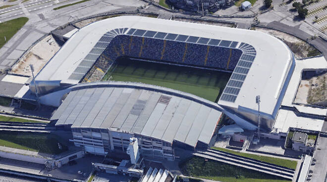 Dacia Arena (ph Stadi.online)