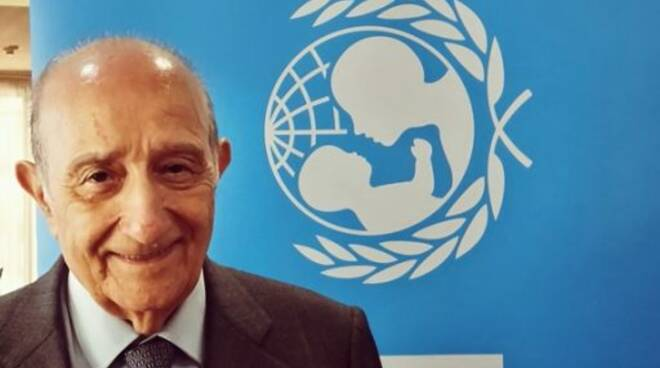 Francesco Samengo, presidente Unicef Italia.