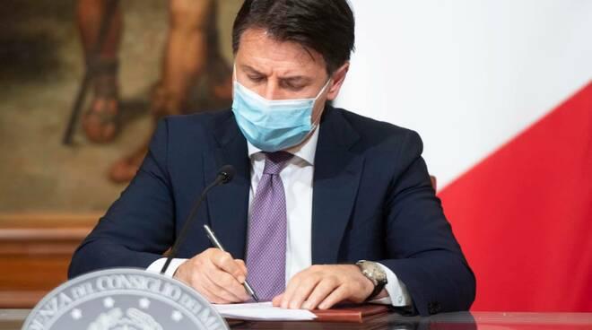 Giuseppe Conte (ph FB)