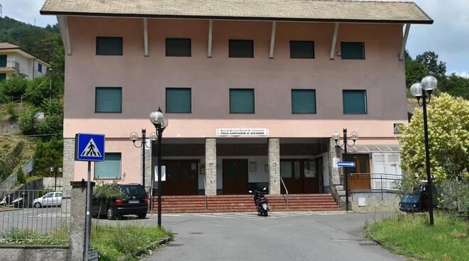 L'ospedaletto, polo sanitario di Cicagna.