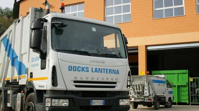 La ditta genovese Dock Lanterna.