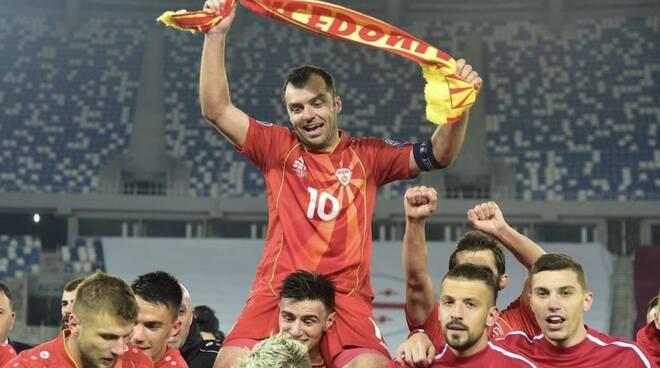 La Macedonia a Euro 2021 PH Football Macedonia