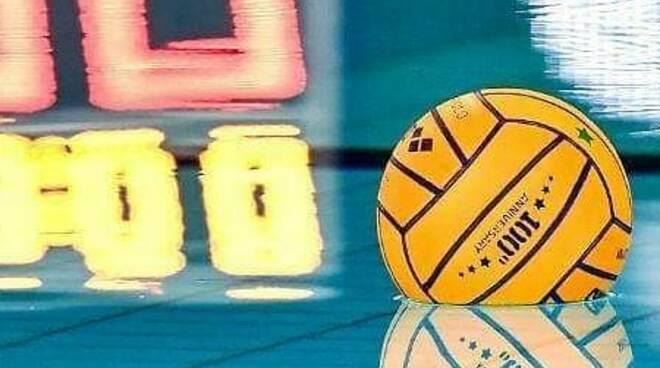 pallanuoto, piscina, pallone