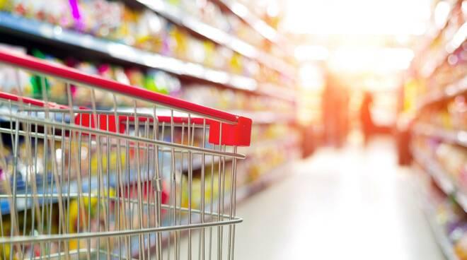 supermercato, spesa, market