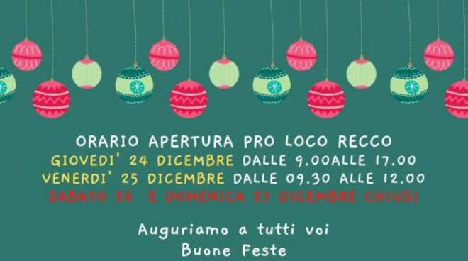 """Arriva la """"Recco Gift Card"""" della Pro Loco Recco."""