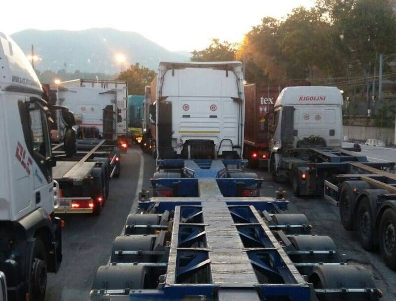 camion, varchi, porto