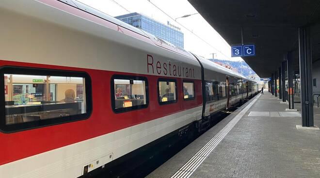 euroCity, Genova, Zurigo