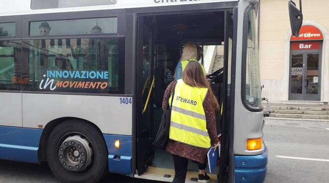atp, steward, multe, bus