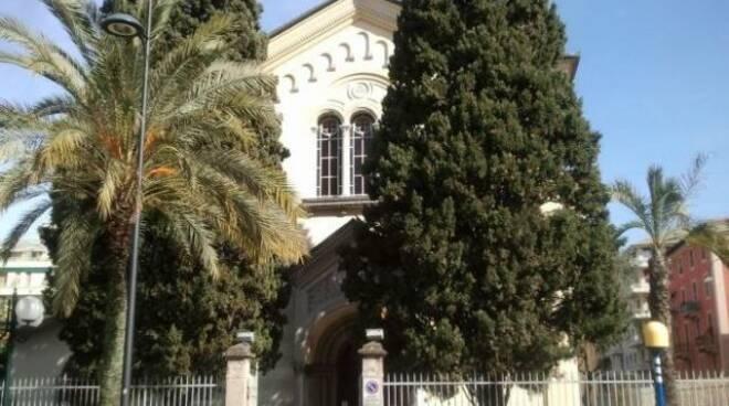 La Chiesa dei frati cappuccini di Chiavari.