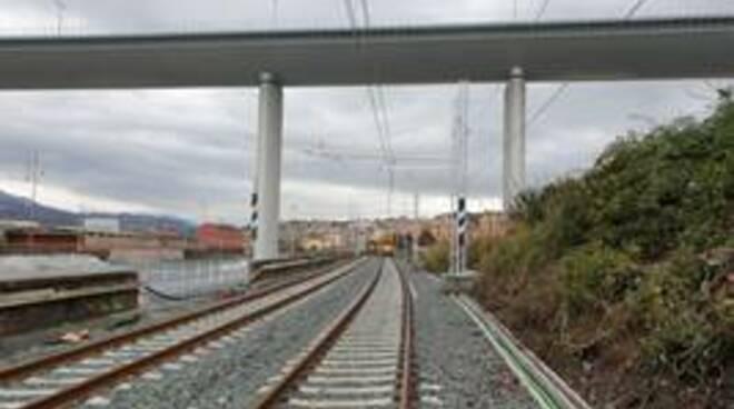 linea sussidiaria, ferrovia, nodo di genova