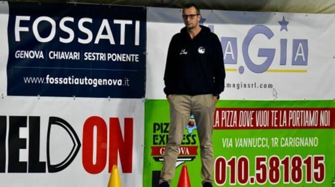 Daniele Magalotti della Pallanuoto Bogliasco.