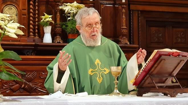 Padre Lorenzo Zamperin