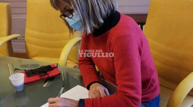 Il sindaco Ghio di Sestri Levante firma la petizione anti fascista e anti nazista.
