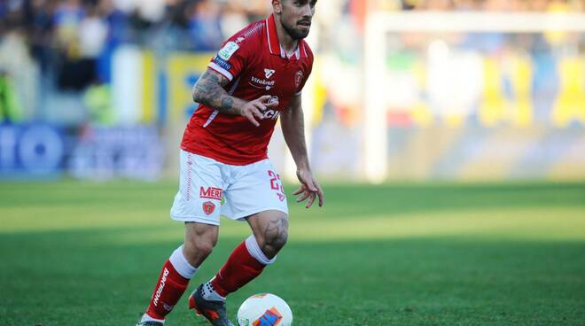 Marcello Falzerano, centrocampista del Perugia.