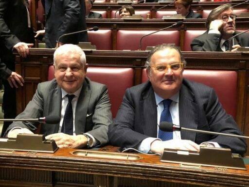 Roberto Bagnasco e Roberto Cassinelli.