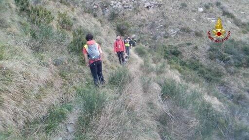 sentiero, escursione