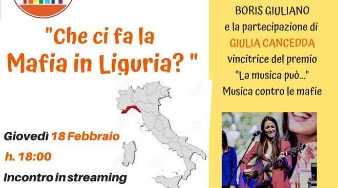 Che ci fa la mafia in Liguria?