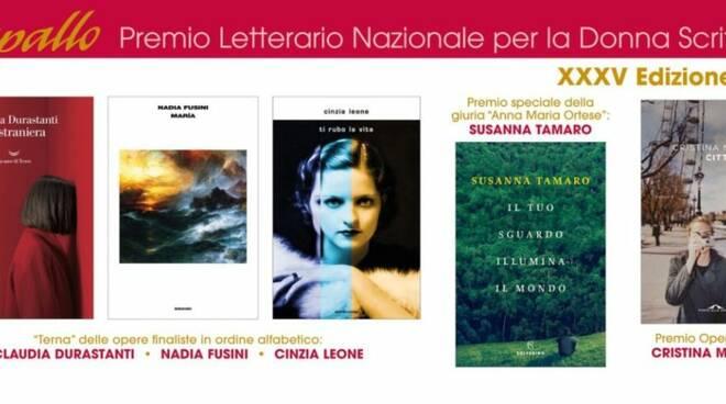 """Giovedì 11 il cerimoniale finale di """"Donna Scrittrice Rapallo"""""""