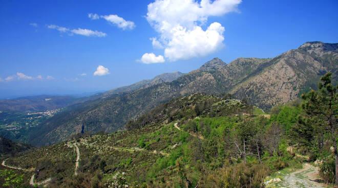 Il Parco di Beigua.
