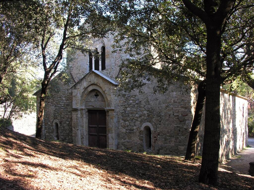 L'area di San Nicolò nel Comune di Sestri Levante.