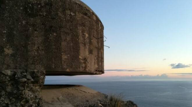 """Le """"postazioni nascoste"""" del Parco di Portofino."""