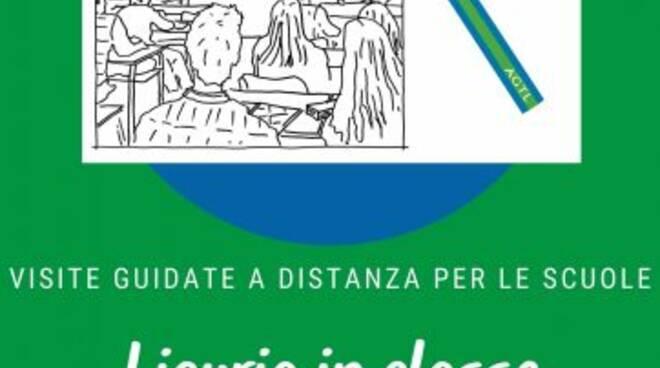 Liguria in classe con le Guide Turistiche