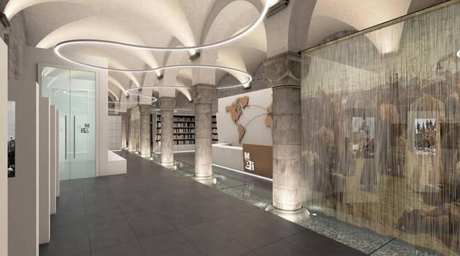 Museo dell'Emigrazione, genova
