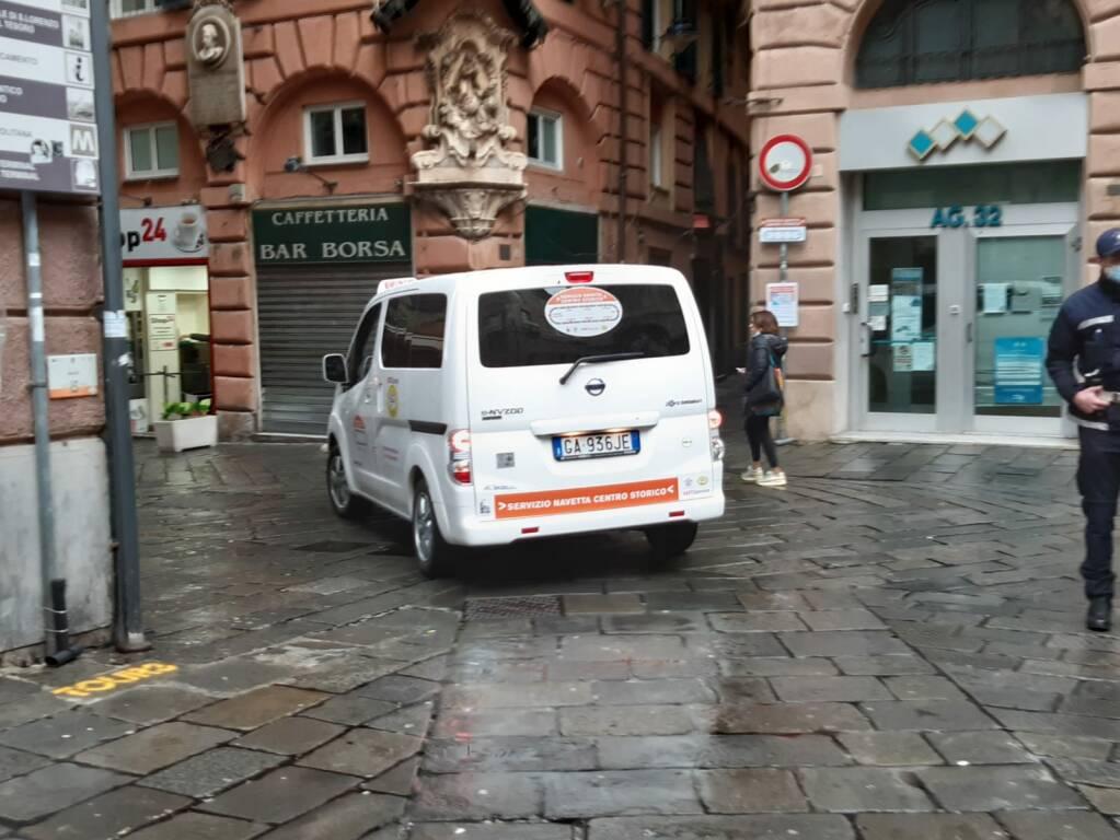 navetta, centro storico, genova