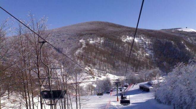 piste da sci, seggiovie