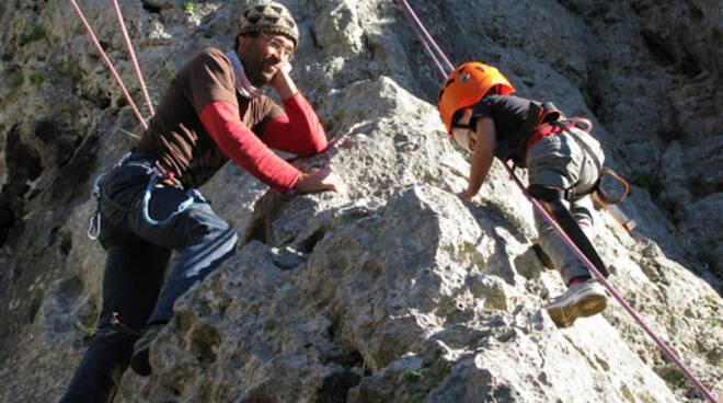 Una Guida Alpina. (Foto: guide alpine finale)