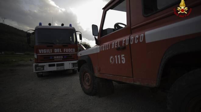 vigili del fuoco, soccorsi