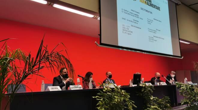 Accademia Ligure dell'Agroalimentare, presente anche Alessandro Piana.