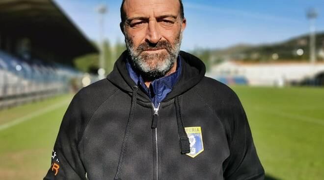 Alessandro Lupo allenatore dell'Imperia.