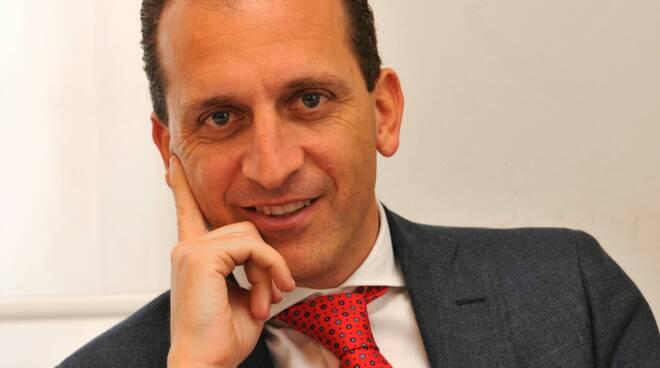 Andrea Fossati Vice Presidente Vicario del CONI della Liguria