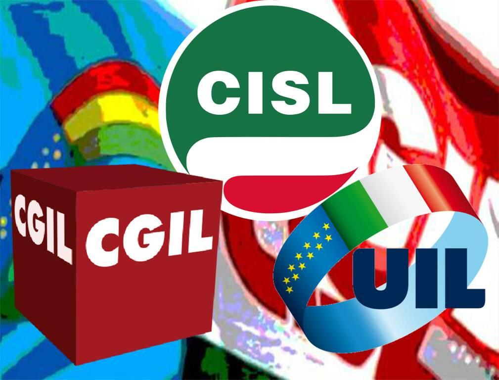 CGIL - CISL - UIL