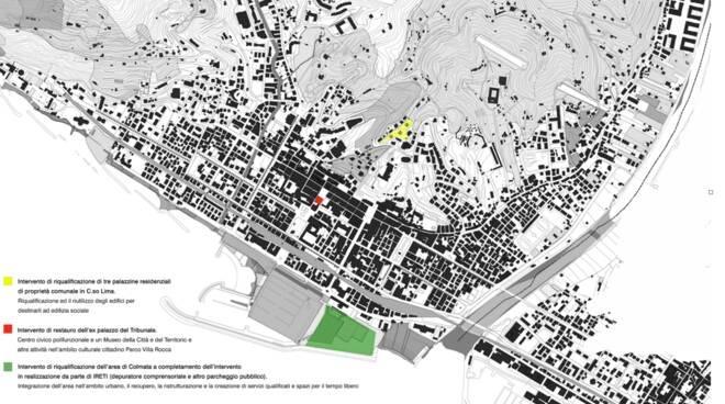 chiavari, progetti, rigenerazione urbana