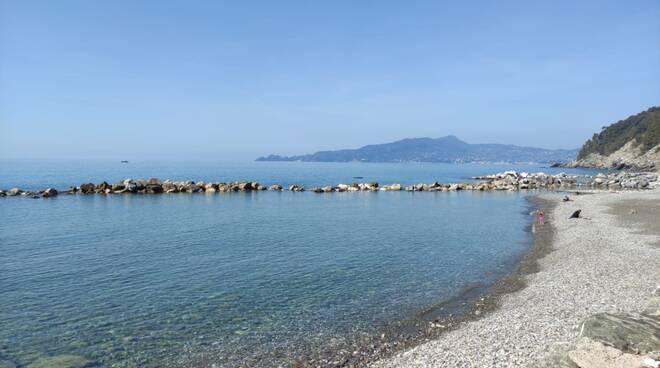 chiavari, spiagge, litorale