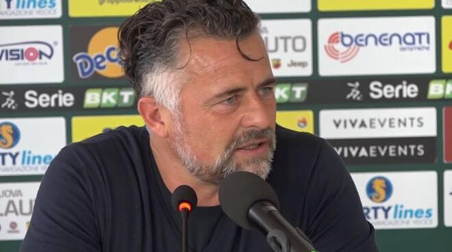 Francesco Baldini, ex Sestri Levante, è il nuovo allenatore del Catania.