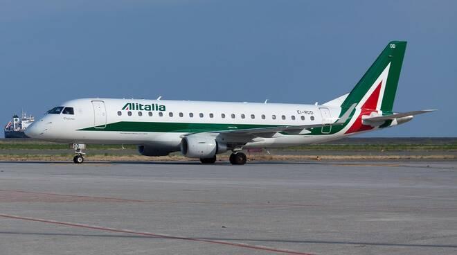 genova, roma, aereo