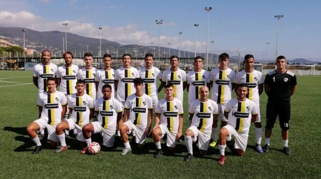 La rosa del Rapallo Rivarolese 2020/2021