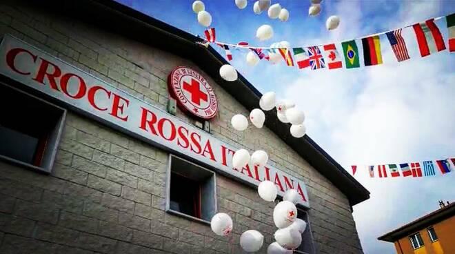 La sede della Croce Rossa Italiana di Cogorno.