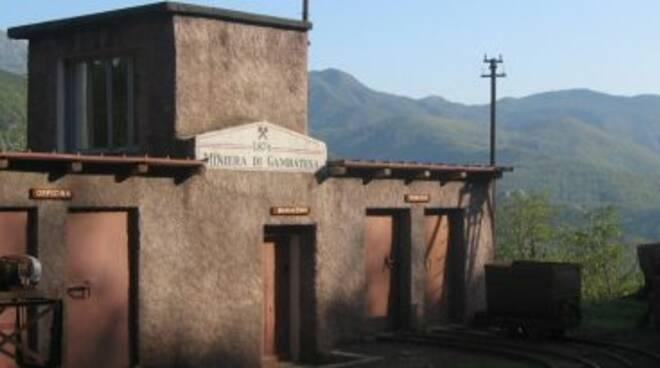 Museo Minerario dell'area di Gambatese a Ne.