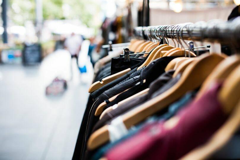 negozi, vestiti, abbigliamento