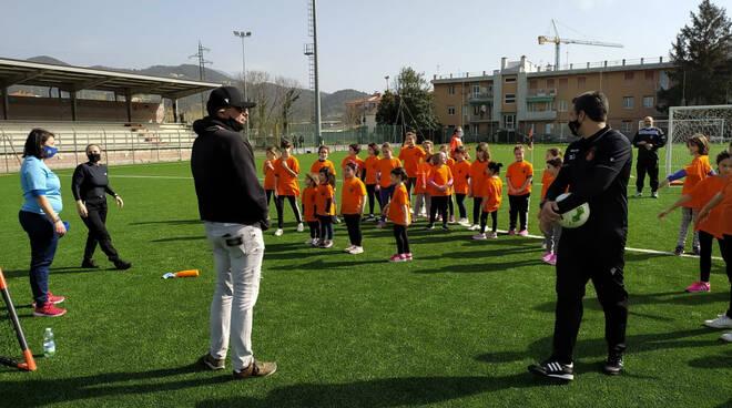 Open Day della Scuola Calcio Femminile del Rivasamba.