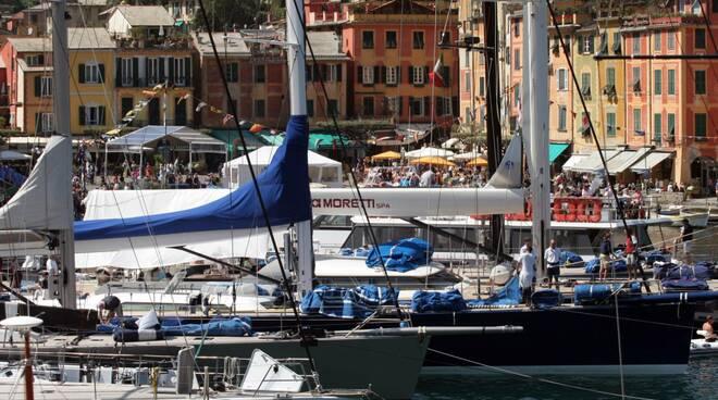 regata, portofino, yacht club