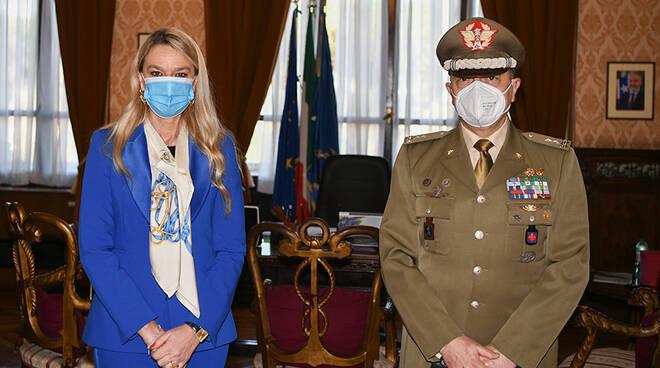 Sottosegretario Pucciarelli e De Cicco.