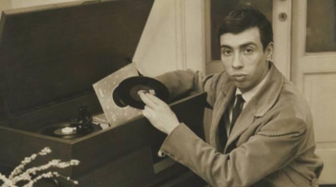 Umberto Bindi, cantautore genovese a cui è intitolato l'omonimo premio a Santa Margherita Ligure.