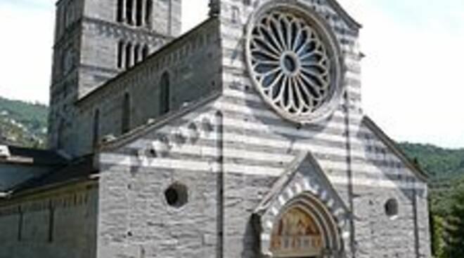 basilica dei fieschi, cogorno