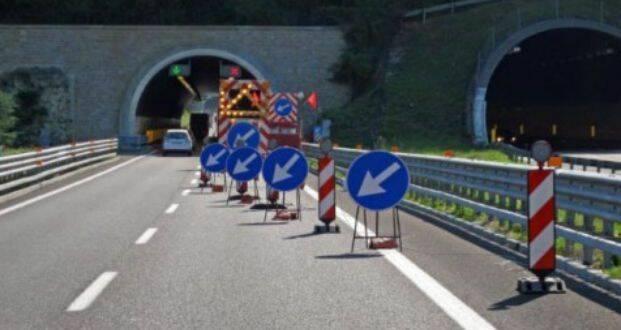 cantieri, autostrade