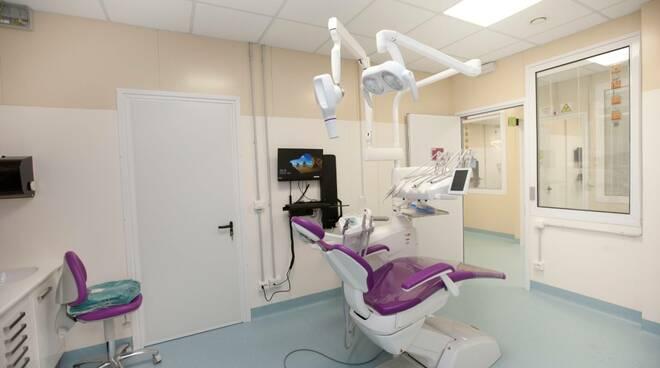 chirurgia maxillo facciale, galliera